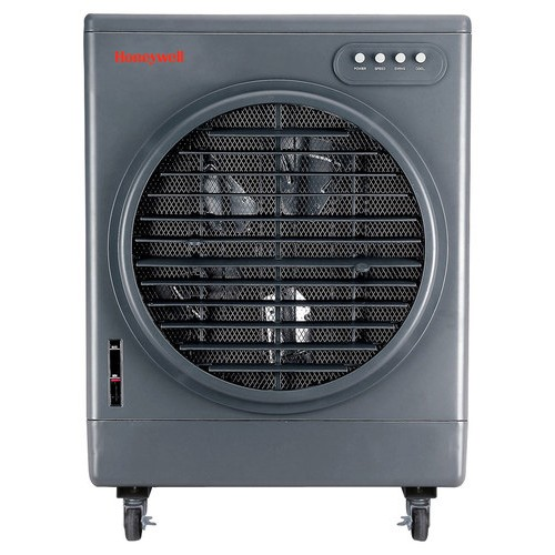 Honeywell – Portable Air Cooler – Gray 2
