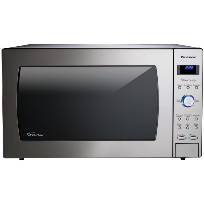 Panasonic 42l 1000w Convection Amp Microwave Oven Royal Rental