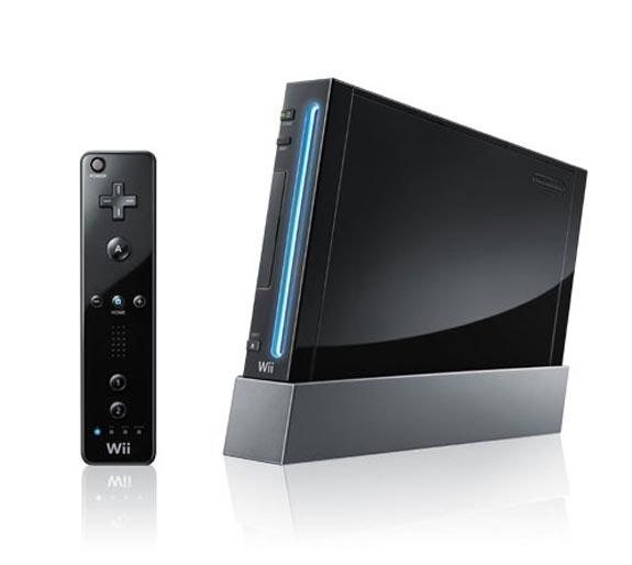 Black-Wii